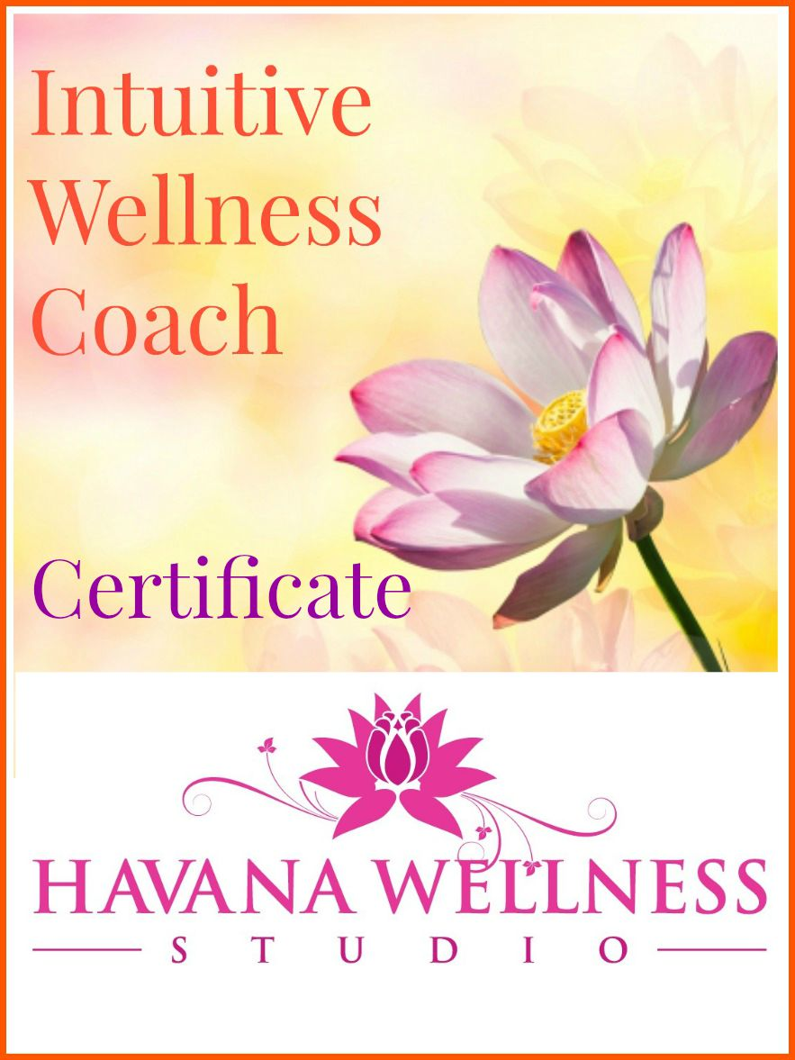 Intuitive Wellness Coach Certificate Online Therapy Institute